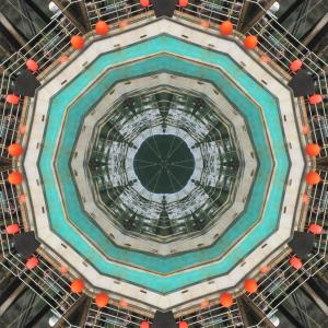 My Ongoing Work With Kaleidoscopic Images